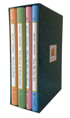 Pooh's Library - Milne, A A