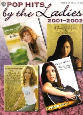 Pop Hits by the Ladies 2001-2002 - Various