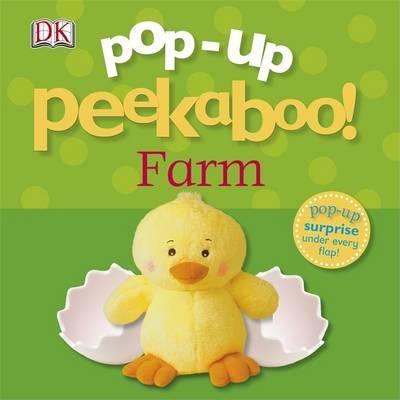 Pop-Up Peekaboo! Farm - DK