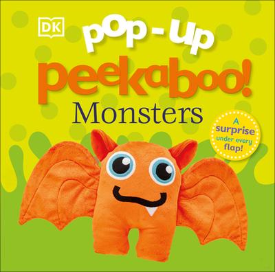 Pop Up Peekaboo! Monsters - DK