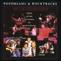 Popdreams & Rocktracks: The Earthquake Album - Various Artists