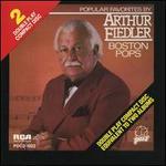 Popular Favorites by Arthur Fiedler