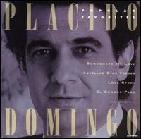 Popular Favorites - Placido Domingo