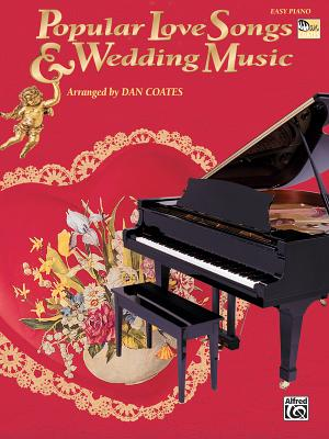 Popular Love Songs & Wedding Music - Coates, Dan