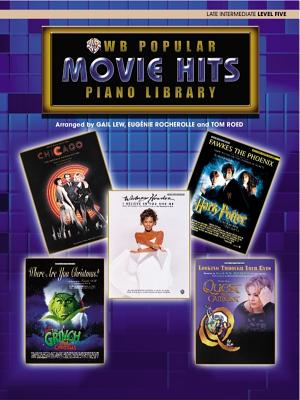 Popular Piano Library Movie Hits: Level 5 - Lew, Gail