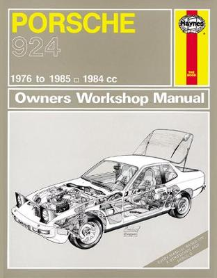 Porsche 924 Service and Repair Manual -