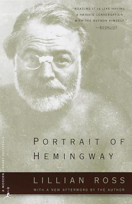 Portrait of Hemingway - Ross, Lillian