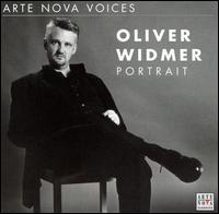 Portrait - Oliver Widmer (baritone); Hungarian State Symphony Orchestra; Jan Schultsz (conductor)