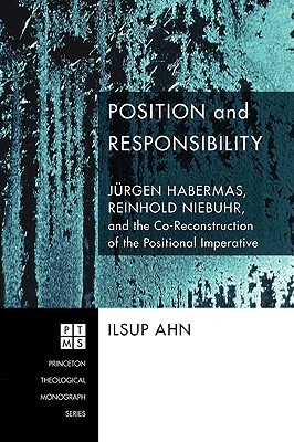 Position and Responsibility - Ahn, Ilsup