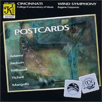 Postcards - Eugene Corporon (conductor)