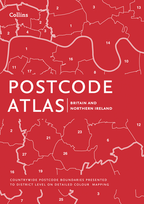 Postcode Atlas of Britain and Northern Ireland - Collins Maps