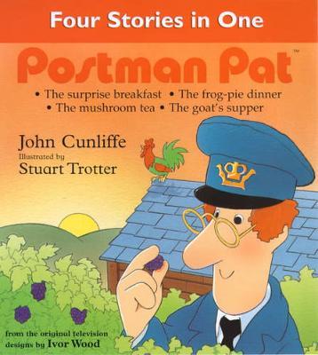 Postman Pat Time for a Treat - Cunliffe, John