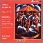 Poul Ruders: Piano Works
