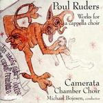 Poul Ruders: Works for a cappella choir