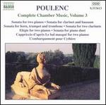 Poulenc: Complete Chamber Music, Vol. 3