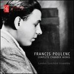 Poulenc: Complete Chamber Works