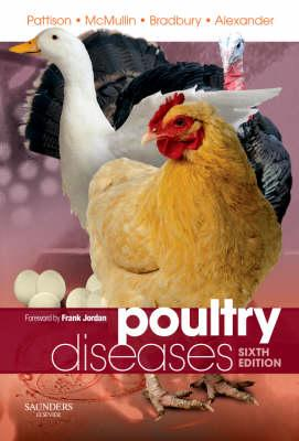 Poultry Diseases 6e - Pattison, Mark (Editor), and McMullin, Paul (Editor), and Bradbury, Janet M (Editor)