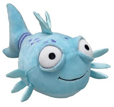 """Pout-Pout Fish Doll: 9"""" - Diesen, Deborah"""
