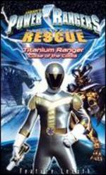 Power Rangers Light Speed Rescue: Titanium Ranger
