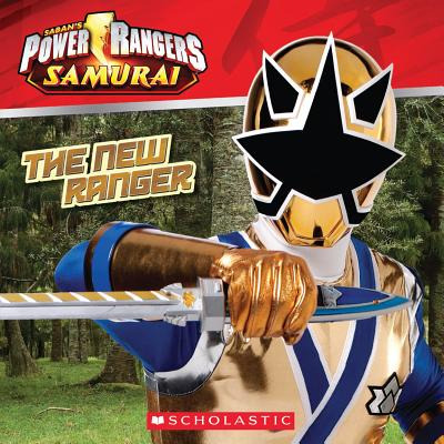Power Rangers Samurai: The New Ranger - Scholastic, and Easton, Marilyn