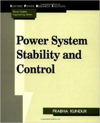 Power System Stability and Control - Kundur, Prabha