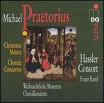 Praetorius: Christmas Motets; Chorale Concertos