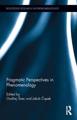 Pragmatic Perspectives in Phenomenology - Svec, Ondrej (Editor), and Capek, Jakub (Editor)