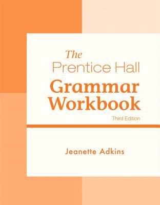 Prentice Hall Grammar Workbook - Adkins, Jeanette