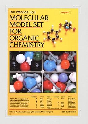 Prentice Hall Molecular Model Set - Prentice Hall, and Pearson Education, Alex C, and Pearson Education, - T