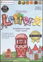 Preschool Prep Series: Meet the Letters -