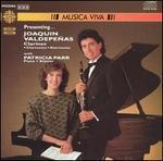 Presenting... Joaquin Valdepeñas, Clarinet