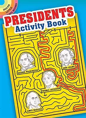 Presidents Activity Book - Tallarico, Tony J