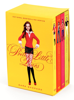 Pretty Little Liars Box Set: Books 1 to 4 - Shepard, Sara