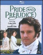Pride and Prejudice [2 Discs] [Blu-ray] - Simon Langton