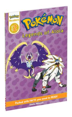 Prima Games Reader Level 2 Pokemon: Legends of Alola - Whitehill, Simcha