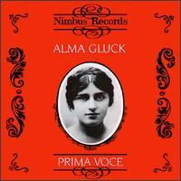Prima Voce: Alma Gluck - Alma Gluck (vocals); Clement Barone (flute); Efrem Zimbalist (violin); Francis J. Lapitino (harp); Howard Rattay (violin);...