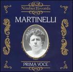 Prima Voce: Martinelli