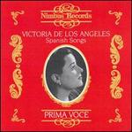 Prima Voce: Spanish Songs