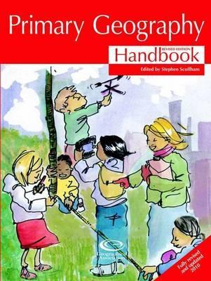 Primary Geography Handbook - Scoffham, Stephen (Editor)