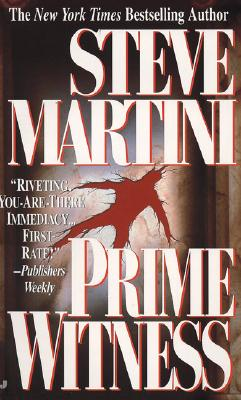 Prime Witness - Martini, Steve