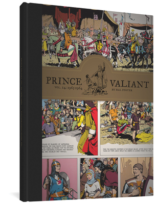 Prince Valiant Vol. 14: 1963-1964 - Foster, Hal, and Stern, Roger (Introduction by)