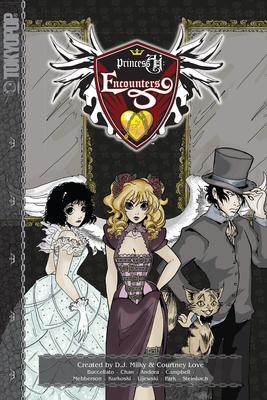 Princess AI Manga: Encounters - Love, Courtney (Creator), and Milky, D J (Creator)