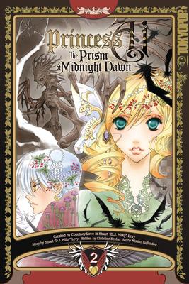 Princess Ai: The Prism of Midnight Dawn Manga Volume 2, 2 - Love, Courtney (Creator), and Milky, D J (Creator), and Boylan, Christine