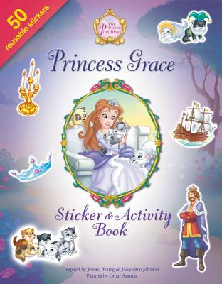 Princess Grace Sticker and Activity Book - Young, Jeanna, and Johnson, Jacqueline Kinney