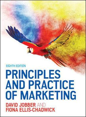 Principles and practice of marketing book by david jobber 8 principles and practice of marketing jobber david and ellis chadwick fiona fandeluxe Image collections