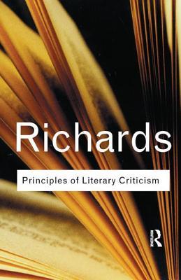 Principles of Literary Criticism - Richards, I. A.