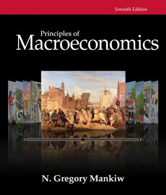 Principles of Macroeconomics - Mankiw, N Gregory
