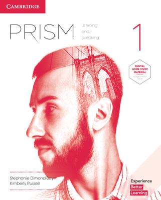 Prism Level 1 Student's Book with Online Workbook Listening and Speaking - Dimond-Bayir, Stephanie, and Russell, Kimberly, and Blackwell, Angela