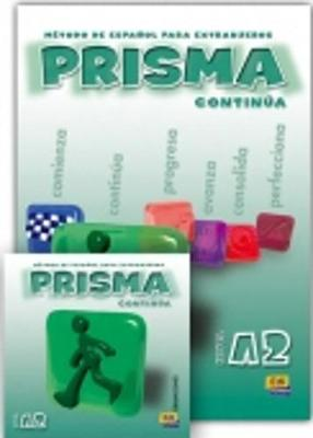 Prisma A2 Continua: Student Book + CD - Club Prisma Team, and Gelabert, Maria Jose