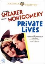 Private Lives - Sidney Franklin